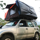 Hard shell suv car roof top tent foldable car tent