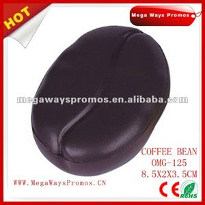 PU Stress Coffee Bean