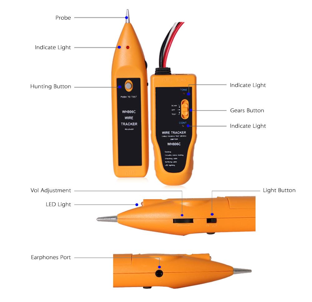 großhandel kabel detektor kaufen sie die besten kabel detektor