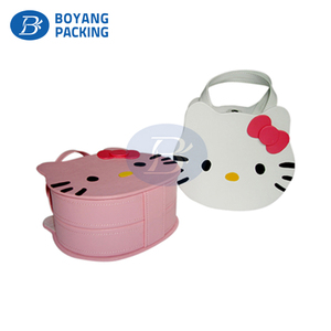 welcome lovely hello kitty jewelry box