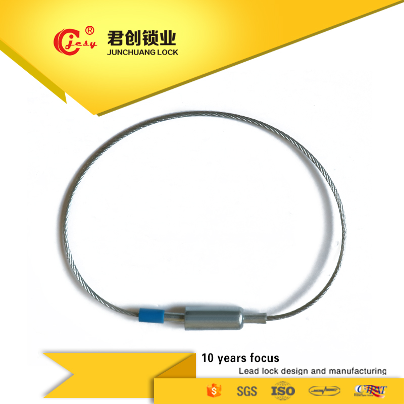 Mechanical Security Cable Seals Pull Wire Seal Lock JCCS009