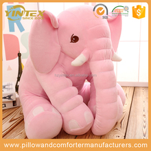 2017 new Baby Children Elephant Pillows Soft Plush Stuff Dolls Soft Plush Toys baby pillow