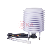 Rika Best Selling RK330-01 Agricultural Weather Station Temperature and Humidity Sensor