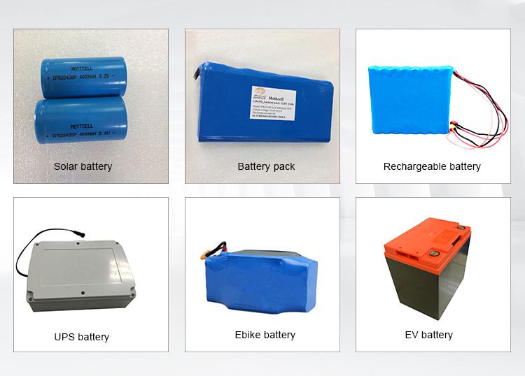BIS Disetujui 32650 3.2 V 6000 mAh LiFePO4 Baterai Sel