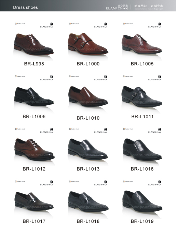 Mens Shoe Styles By Term
