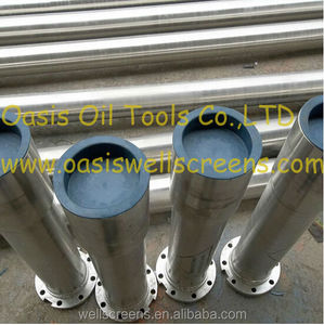 GS Flanged Riser Pipes for Submersible Pumps