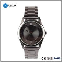 quartz watch price men stainless steel watch gunmetal watch