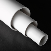 Plastic Tube Types 2 Inch Pvc Pipe For Water delivery drainage