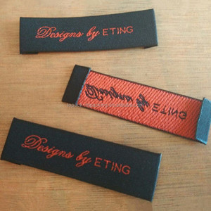 Woven Clothing Labels Customized Woven Label Garment labels
