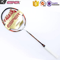 Good-Itachi 10red(high modulus graphite carbon fiber badminton racket ) manufacturer of badminton carbon fiber racket