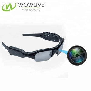Mobile Mini Eyewear Video Recorder HD Camcorder Sunglasses Camera