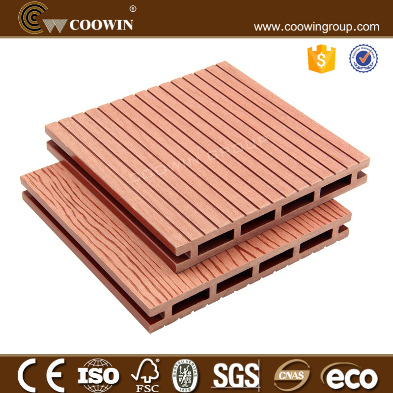Best selling new building material wood timber China supplier WPC decking