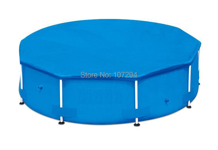 Bestway-12ft-Round-Solar-Cover-for-Frame-Above-Ground