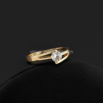 Popular gold finger ring rings design for women with price View