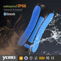 Top quality wholesale pro floating speaker with FM radio and power bank