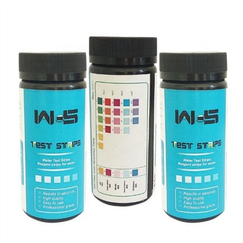 14 parameters water test strips for all water