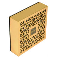 Sample free Laser Cut Wedding Favor Empty Luxury Chocolate Box Packaging