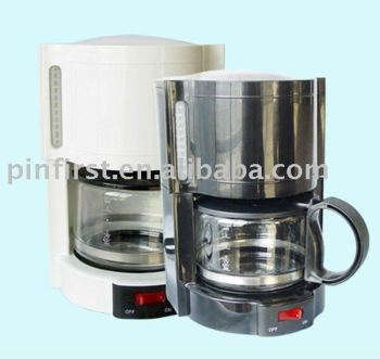 New Plastic Electric Coffee Maker - Buy Travel Coffee Maker,Unique Coffee Makers,Electric Vacuum ...