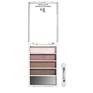 (3 Pack) e.l.f. Essential Flawless Eyeshadow Blushing Beauty