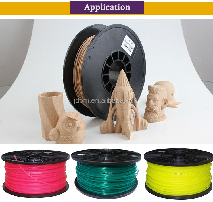 High quality 3D printer filament plactic extruding line making machine
