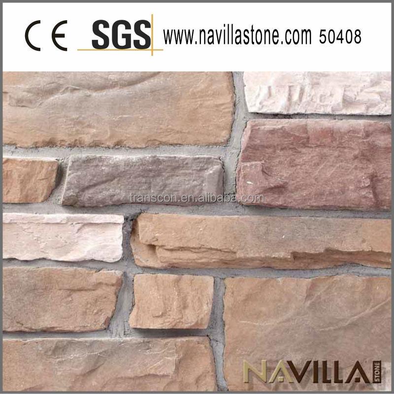 barato cultural de piedra muro de piedra para la decoracin de paredes interiores