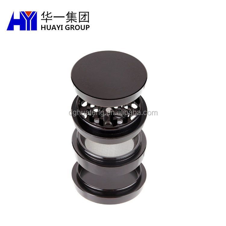 Hot sale 2019 herb grinder weed with custom design fabrication service