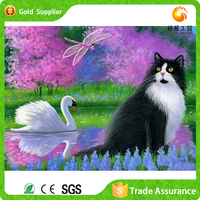 Classic Painting Wall Mural Artist With Home Decorations