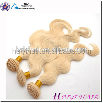New Arrival Double Drawn Thick Ends 100%Hand Tied Virgin Indian Remy Hair Weft