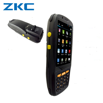 3g/ 4g/ Wifi Android Handheld Vehicle Barcode Scanner Support Symbol 1d 2d  Barcode Scanner Zkc3503 - Buy Android Handheld Vehicle Barcode Scanner,1d