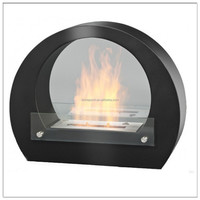 Outdoor Shaped Eco Bio Fire Place