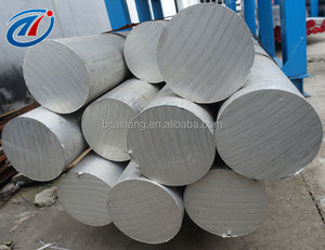 Cold treatment industrial aluminum bars or 6061 7075 T6 aluminium Round Billet price per kg