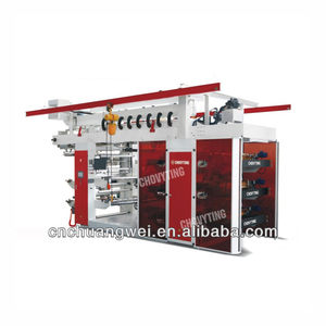 CW-1206FP China Best Manufacture Used Corrugated Carton Flexo Printing Machine With High Speed