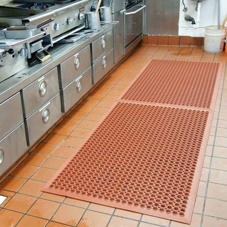 Garage en caoutchouc tapis de sol salle de bains tapis en - Alfombras de cocina ikea ...