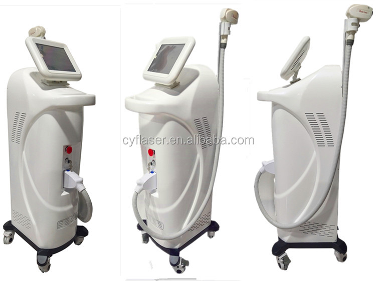 Distributors Wanted  Fiber Coupled Diode Laser Hair Removal Machine with 808nm Diode Laser