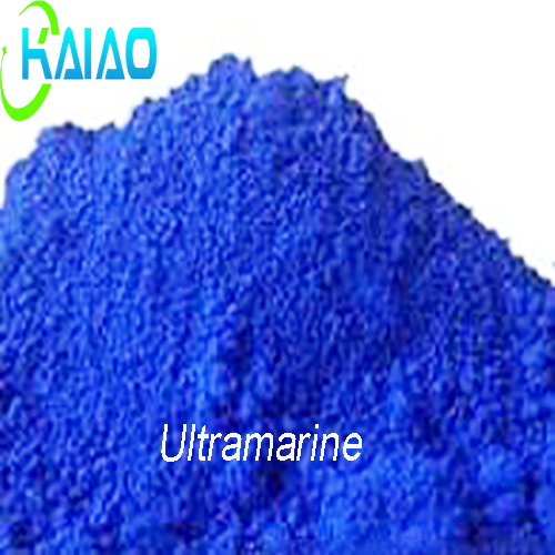For rubber ink plastic building paint ultramarine blue
