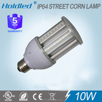 quality Silver 10w led corn light ul corn lamp for bulb