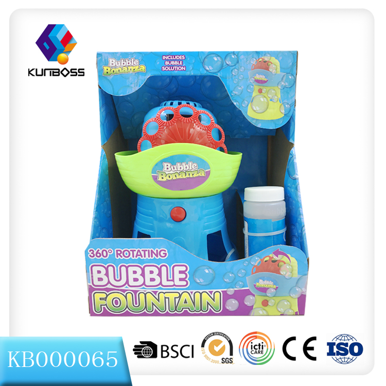 Bubble toy automatic electric bubble machine electric fan children's toy blow bubble gun new exotic