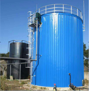 Biogas Equipments to Generate Heat and Electricity / biogas making equipment