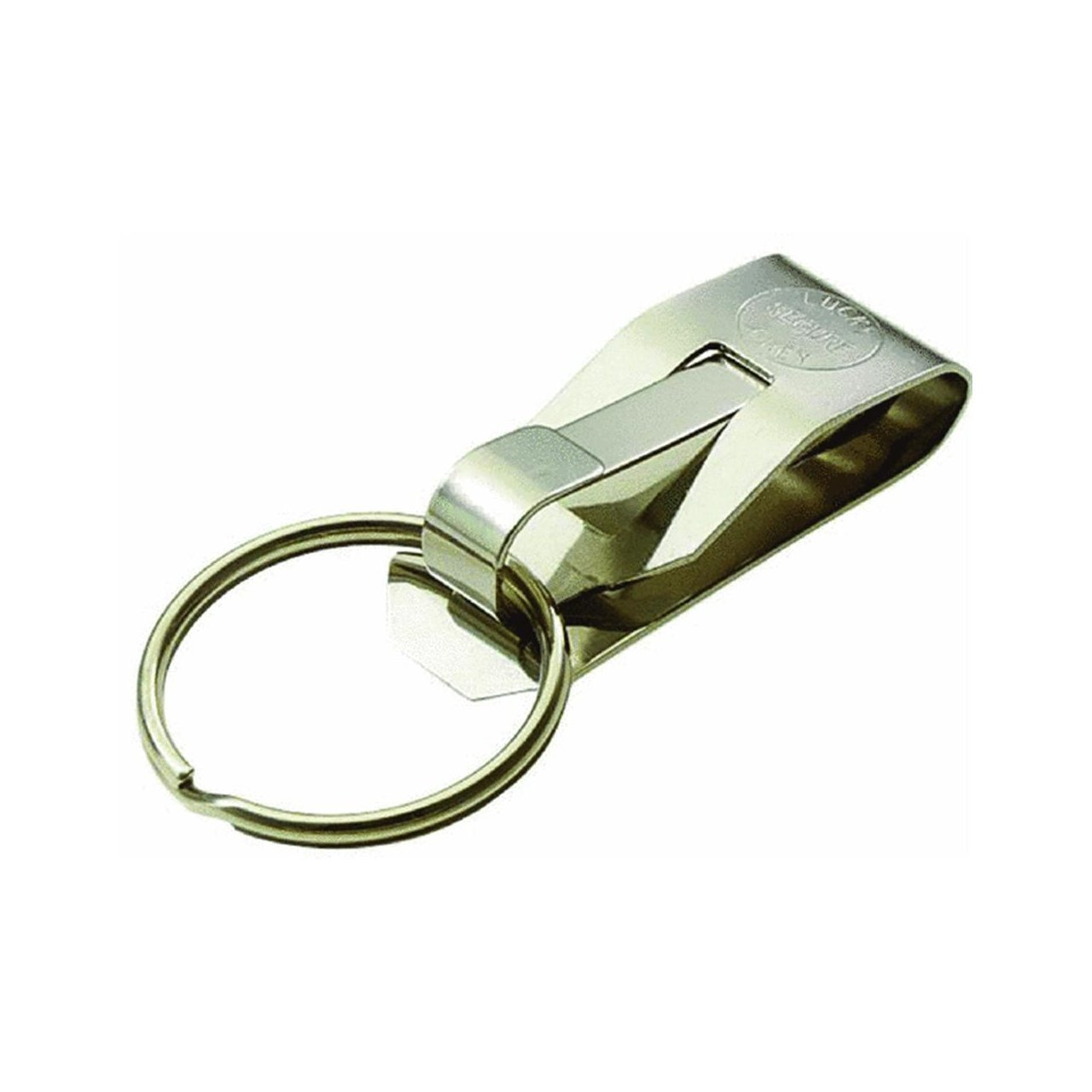 Lucky Line Secure-A-Key Belt Hook Key Ring