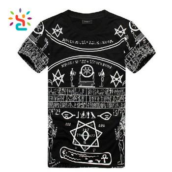 a39fbd7f Custom Blank Dry Fit Shirts Men Wholesale Crossfit Tri Blend Workout Sport  black T-shirt