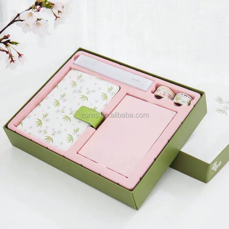 Manufacturer wholesale gift box packaging new product launch design planning, cherry design cover, rules, font