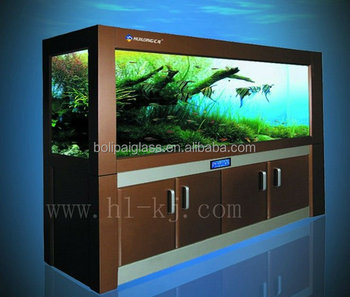 Whole Sale Ultra Clear Glass Table Salon Aquarium - Buy Ultra Clear ...