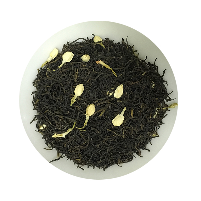 Hot sale factory price scented tea organic flavoured Pu'er jasmine tea - 4uTea | 4uTea.com