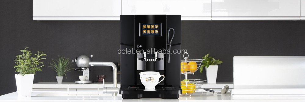 Ningbo Hawk One touch coffee maker machine ABS coffee vending machine