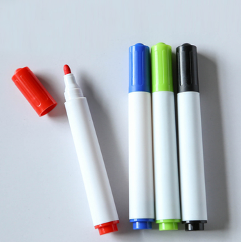 colorful non-toxic whiteboard marker with customized logo