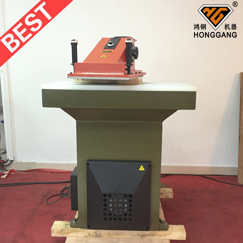 20T swing arm small hydraulic press machine/clicking cutting press