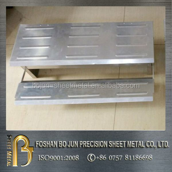 custom galvanized aluminum stamped pedal table made in chinese manufacturing company