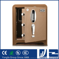Top rated digital cipher safe paint sprying commercial bank top safe for luxury watch EMP lock discount gun safes