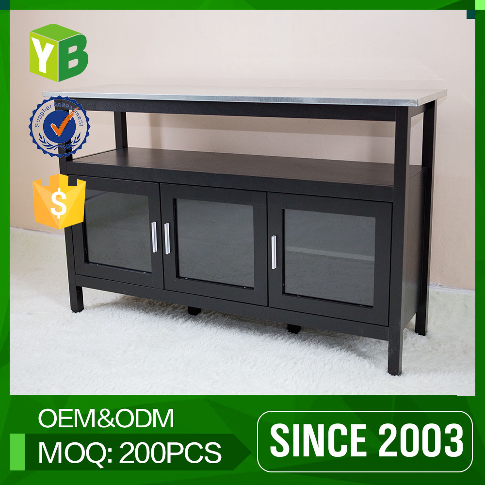 Yibang Green Product colors best-selling black kitchen base cabinets pictures
