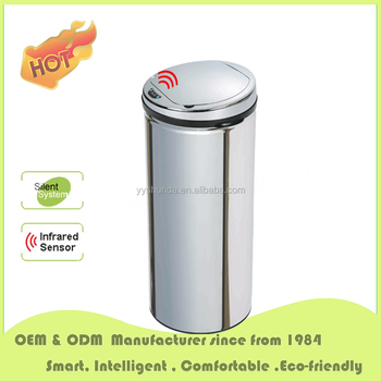 Hot New Smart Trash Can Kitchen Recycle Bin Sensor Bins - Buy Sensor  Bins,Kitchen Recycle Bin,Sensor Pails Product on Alibaba.com